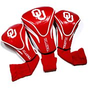 Team Golf Oklahoma Sooners Contour Headcovers - 3-Pack