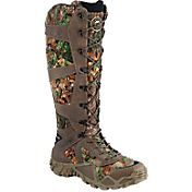 Irish Setter Men's Vaprtrek 17'' UltraDry Waterproof SnakeGuard Field Hunting Boots