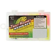Leland 85-Piece Neon Trout Magnet Kit