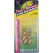 Leland's Trout Magnet Replacement Jig Heads - 5 Piece Pack