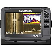 Lowrance HDS-7 Gen3 Finder/Chartplotter Combo with LSS-2 Transducer