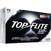 Top Flite Women's D2+ Diva Neon Golf Balls – 15-Pack – Prior Generation