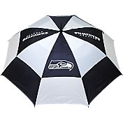 "Team Golf Seattle Seahawks 62"" Double Canopy Umbrella"