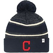 '47 Men's Cleveland Indians Fairfax Navy Knit Hat