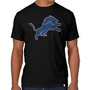 '47 Men's Detroit Lions Scrum Logo T-Shirt