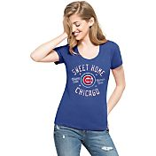 "'47 Women's Chicago Cubs ""Sweet Home Chicago"" Royal T-Shirt"