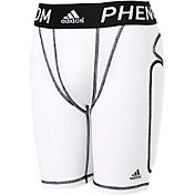 adidas Boys' Phenom Sliding Shorts w/Cup