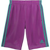 adidas Girls' Triple Up Shorts