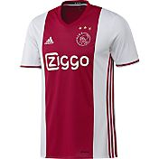 adidas Men's Ajax Amsterdam 16/17 Replica Home Jersey