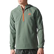 adidas Men's Anorak Half Zip Jacket