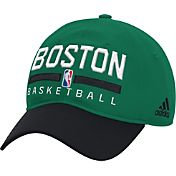 adidas Men's Boston Celtics Practice Performance Adjustable Hat