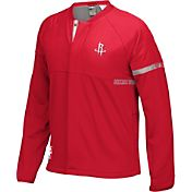 adidas Men's Houston Rockets On-Court Red Jacket