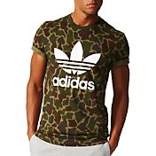 adidas Men's Camouflage Graphic T-Shirt