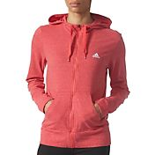 adidas Women's All Season Full Zip Hoodie