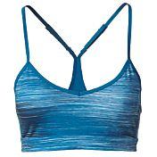 adidas Women's Speed Heathered Print Sports Bra