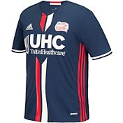 adidas Youth New England Revolution 2016 Replica Home Jersey