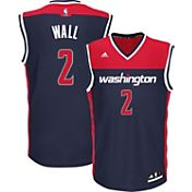 adidas Youth Washington Wizards John Wall #2 Alternate Navy Replica Jersey