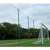 "Alumagoal 4"" Mesh All Purpose Backstop System"