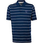 Antigua Men's Villanova Wildcats Navy Deluxe Performance Polo