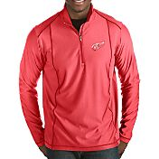 Antigua Men's Detroit Red Wings Tempo Half-Zip Pullover Shirt