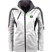 Antigua Women's Portland Timbers White Discover Full-Zip Jacket