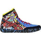 ASICS Men's Aggressor 3 L.E. Comic-Hero Wrestling Shoes