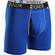 2UNDR Men's Swing Shift 6'' Boxer Briefs