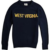 Hillflint West Virginia Mountaineers Blue School Sweater