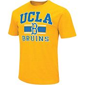 Colosseum Athletics Men's UCLA Bruins Gold Dual-Blend T-Shirt