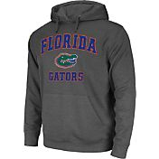 Colosseum Athletics Men's Florida Gators Grey Performance Hoodie