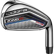 Cobra KING F7 One-Length Irons – (Steel)