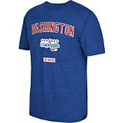 CCM Men's Washington Capitals Stitches Needed Royal T-Shirt