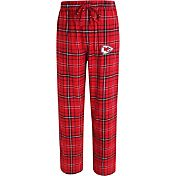 Concepts Sport Men's Kansas City Chiefs Ultimate Flannel Red Pants