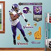 Fathead Cordarrelle Patterson #84 Minnesota Vikings Real Big Wall Graphic
