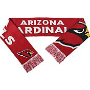 Forever Collectibles Arizona Cardinals Reversible Logo Scarf