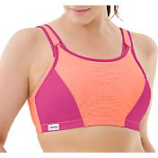 Glamorise Women's Double Layer Custom Control B/G Sports Bra