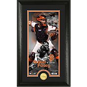 Highland Mint San Francisco Giants Buster Posey Supreme Bronze Coin Photo Mint
