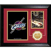 The Highland Mint Cleveland Cavaliers Desktop Photo Mint