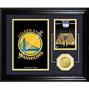 The Highland Mint Golden State Warriors Desktop Photo Mint