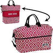 Ohio State Buckeyes Expandable Tote