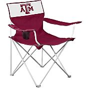 Logo Texas A&M Aggies Team-Colored Canvas Chair