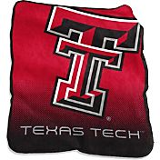 Texas Tech Red Raiders Raschel Throw