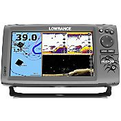 Lowrance Hook-9 Fish Finder/Chartplotter Combo