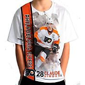 Levelwear Youth Philadelphia Flyers Claude Giroux #28 Breakaway White T-Shirt