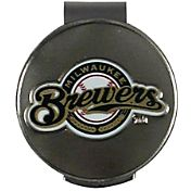McArthur Sports Milwaukee Brewers Hat Clip and Ball Marker