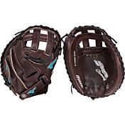 Mizuno 34' Supreme Brown Series Fastpitch Catcher's Mitt