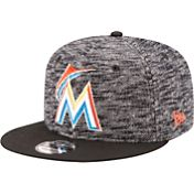 New Era Men's Miami Marlins 9Fifty Terry Fresh Adjustable Hat