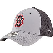 New Era Men's Boston Red Sox 39Thirty Grayed Out Grey Flex Hat