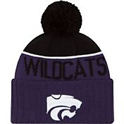 New Era Men's Kansas State Wildcats Purple/Black NE 15 Sport Knit Beanie