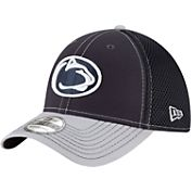 New Era Men's Penn State Nittany Lions Blue/Grey Team Front Neo 39Thirty Hat